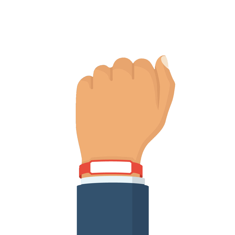 Wristband-RFID